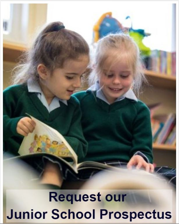 Request a Junior School Prospectus
